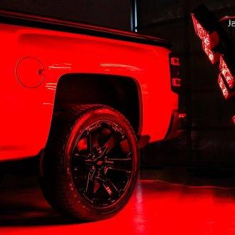 Chevy Silverado Slathered in Cquartz Professional and Suntek IR Window Film 9