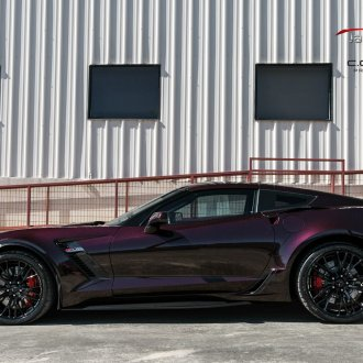 Chevrolet Corvette ZO6 Gets a Facelift Jay's Detail Style