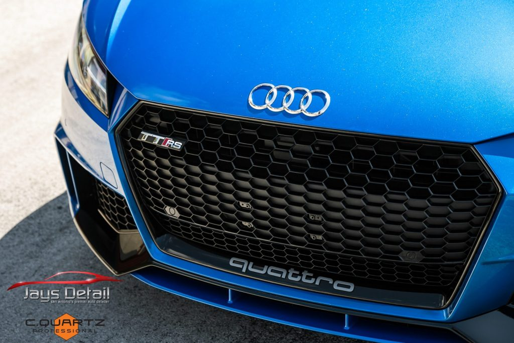 Sweet Audi TT-RS Receives Jay's Ultimate Vehicle Protection Package 5