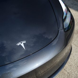Long Awaited Tesla Model 3 Gets Protected and Perfected - Paint Protection Film and Paint Coatings in San Antonio, Texas