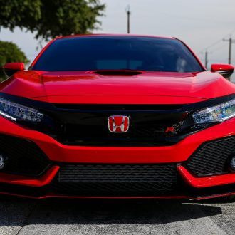 Honda Civic Type R Gets Automotive Protection and Preservation