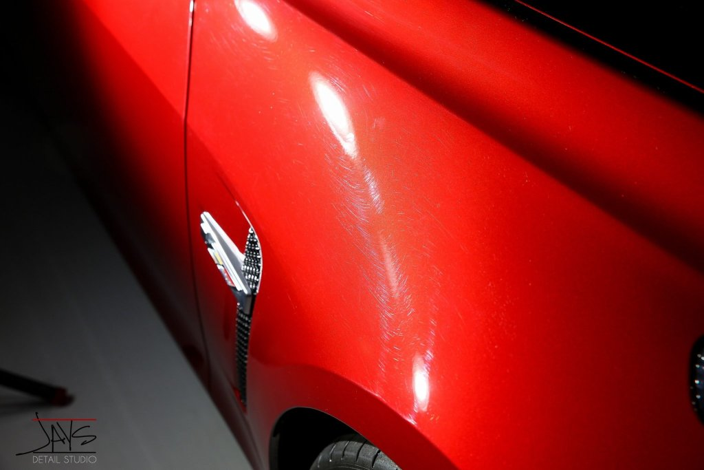 Cadillac CTS-V Transformed - San Antonio's Automotive Appearance Pros - San Antonio Automotive Detailing and Protection Professionals 10