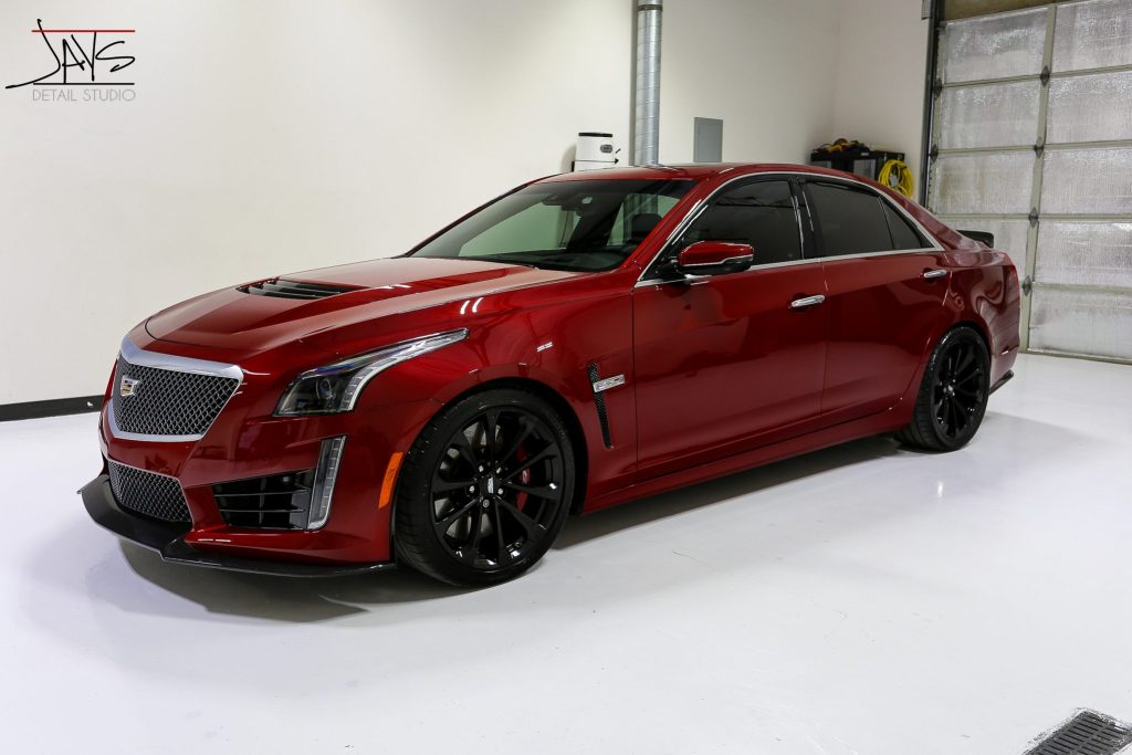 Cadillac CTS-V Transformed - San Antonio's Automotive Appearance Pros 6