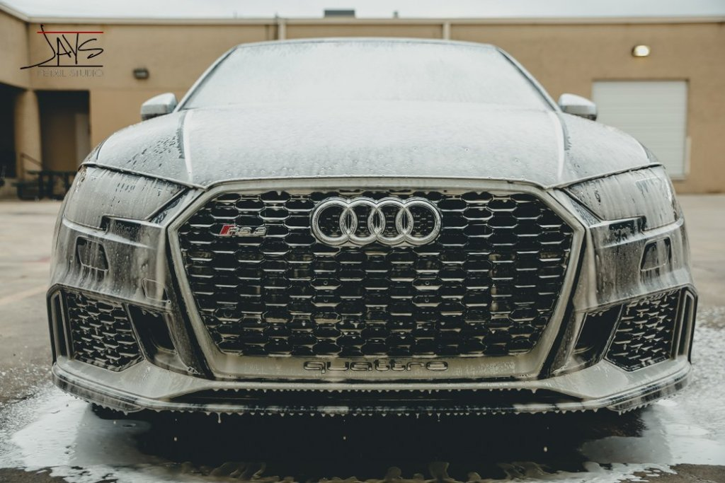 New Car Paint Protection and Ceramic Coating in San Antonio, Texas 2