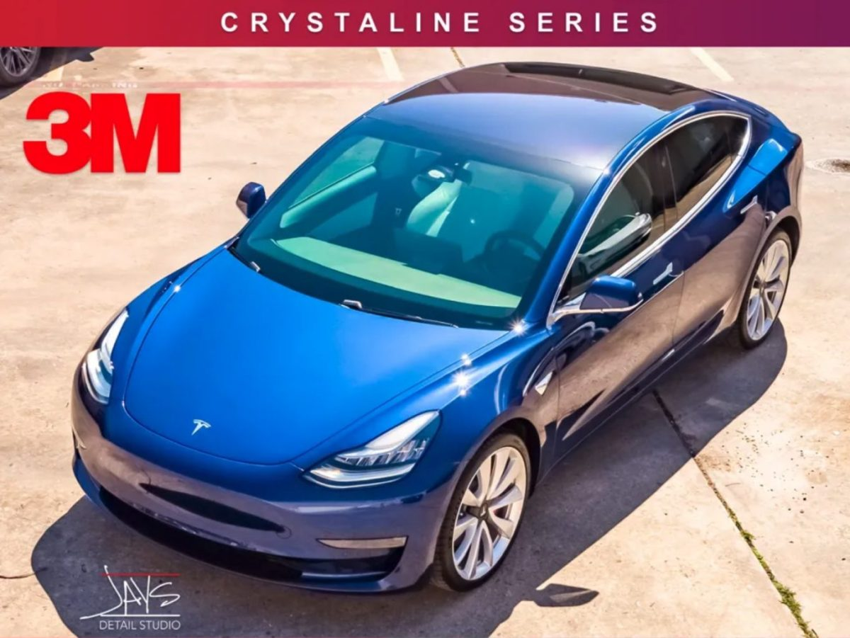 Why Is 3M Crystalline Window Film The Best Tint Choice in San Antonio? - Automotive Window Tinting in San Antonio, Texas