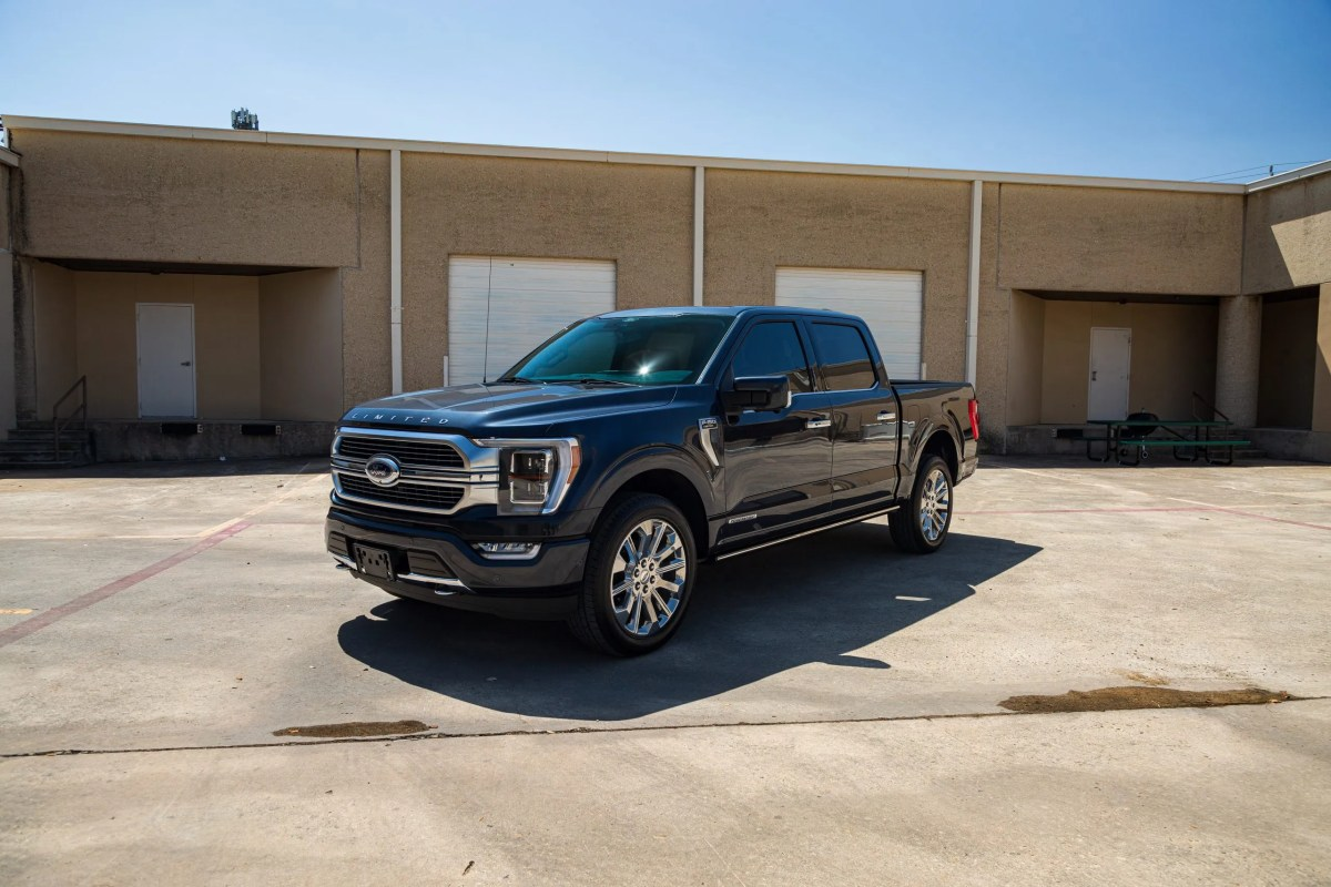 Ford F150 Platinum Protected With SunTek PPF & Cquartz Coating - Paint Protection Film and Ceramic Paint Coating in San Antonio, Texas
