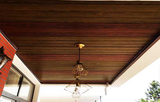 Gypsum False Ceiling For A 4BHK Villa In Rajankunte Bangalore