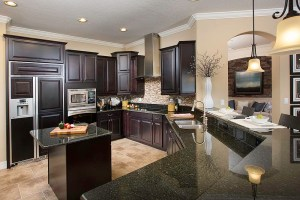 Stockton Grande Model Kitchen at ChampionsGate