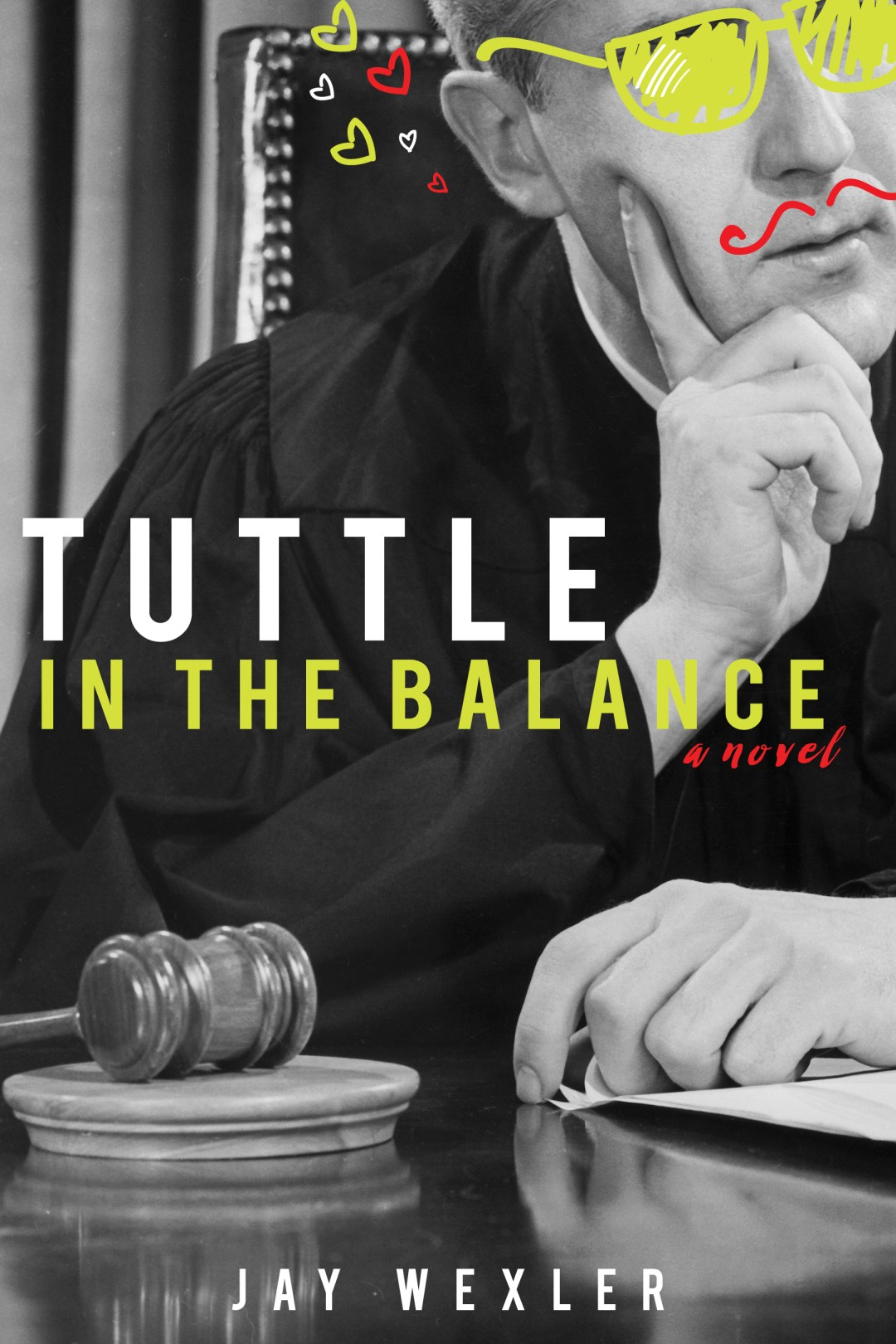 Tuttle in the Balance book cover
