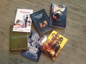 zombie summer books swag