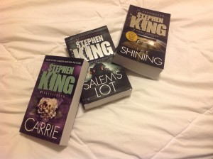 king first 3 books