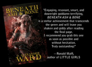 Ward Ash and Bone cover