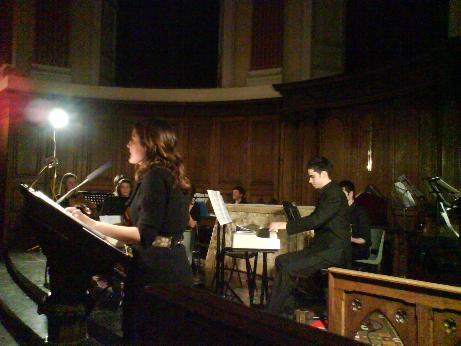 The music of Sigur Rós (Trinity college chapel, Dublin 4feb09)