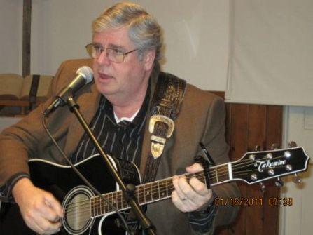 Photo: Jay at Oneida Community Church