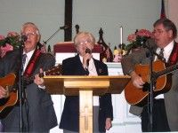Photo: Witham family in concert