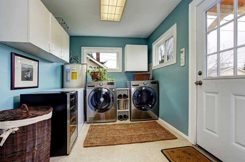 Laundry Room Paint Colors