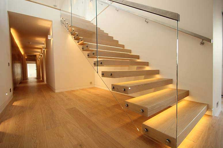 Staircase Lighting Ideas