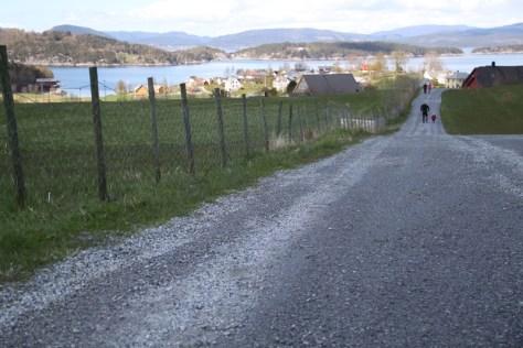 okolice Husnes