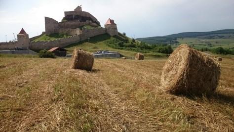 zamek w Rumunii