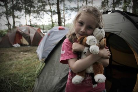 biwak na Woodstocku