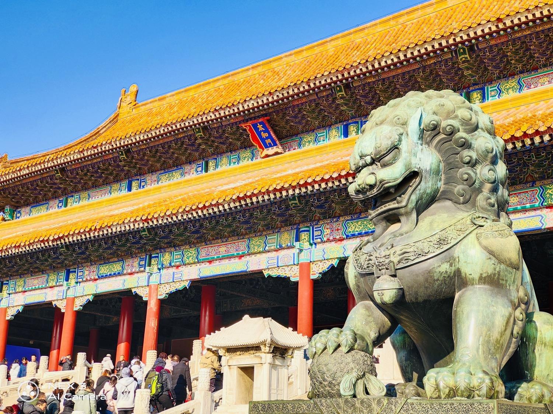 北京 讓我們進宮去 穿梭在宮廷劇中 北京故宮博物院 - JAZKO