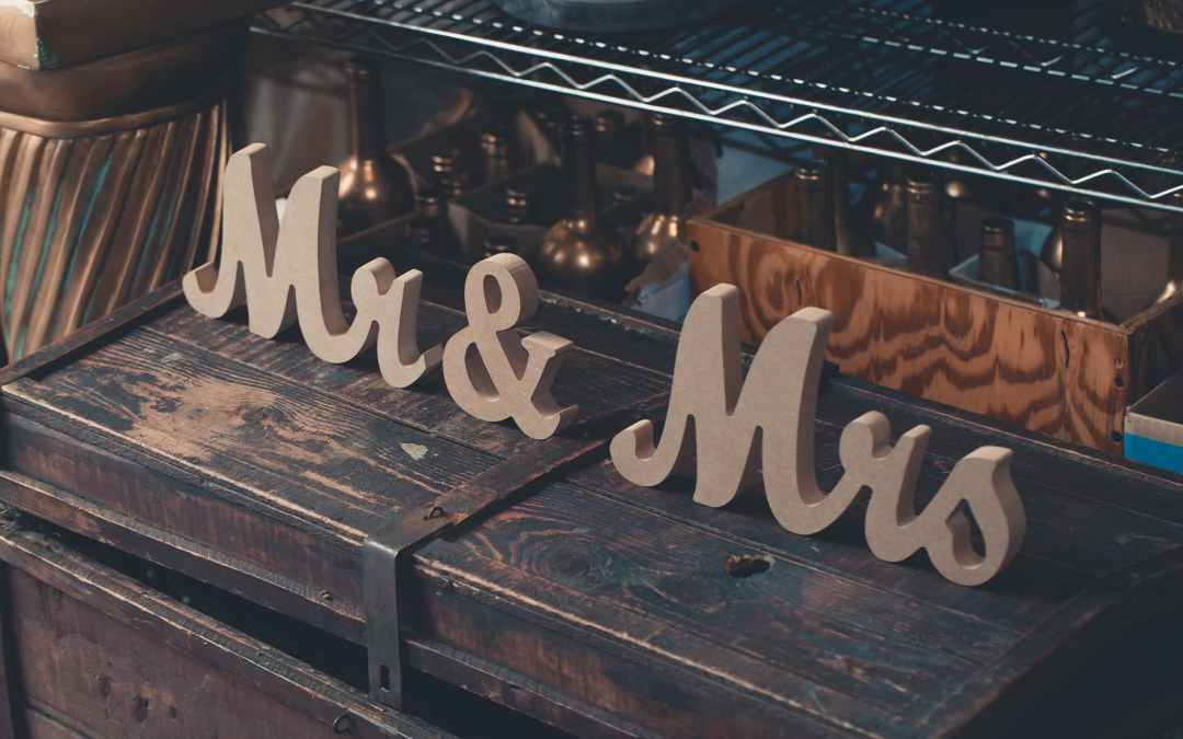 New Year, New Title: From Miss to Mrs in 2020!