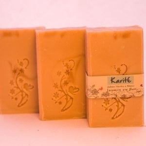 Jabón Natural de Karité