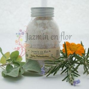 Sales de baño Estimulantes Jazmín en flor
