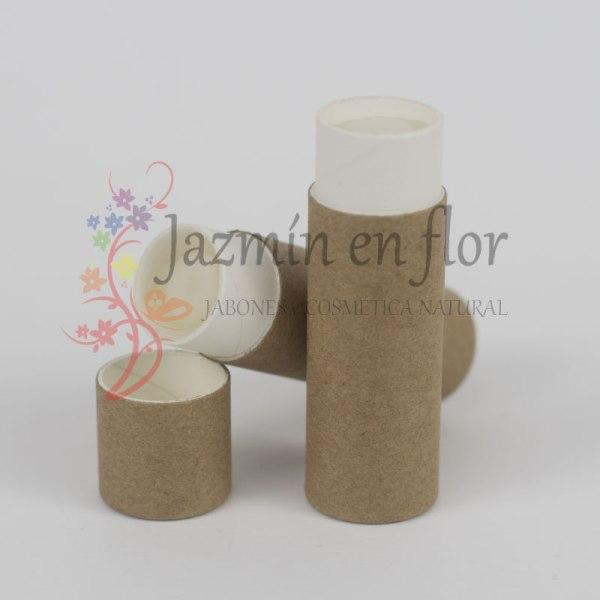 Protector Labial Arbol de té Jazmín en flor Stick ECO