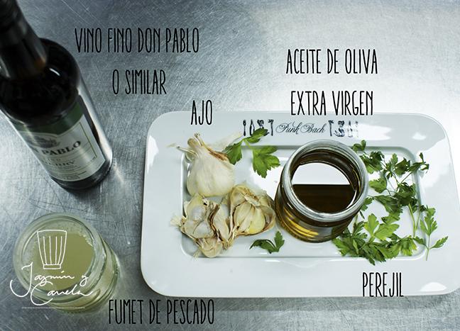 Punk bach 1 merluza en salsa verde