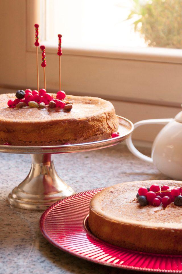 LA mejor receta de cheesecake