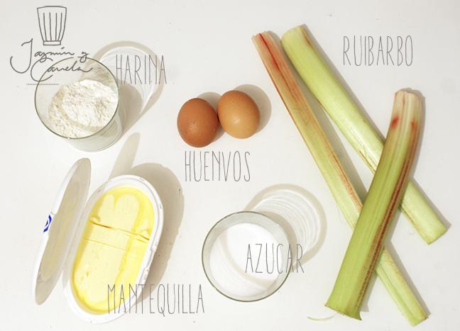Tarta ruibarbo, receta suiza. El origen del ruibarbo y sus propiedades