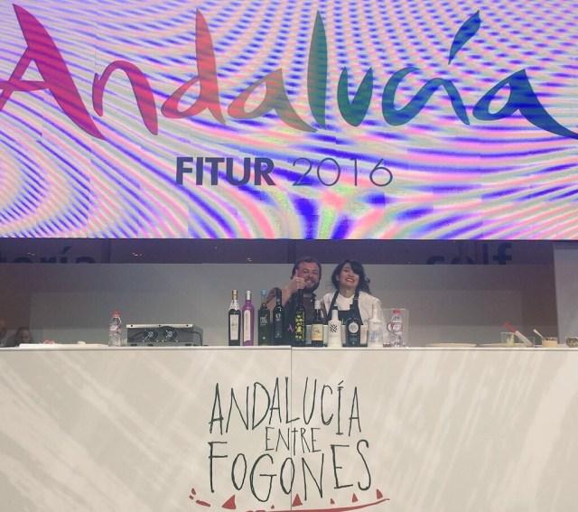 Concurso Andalucía Boquerones en vinagre con AOVE aceitunas sierra de yeguas