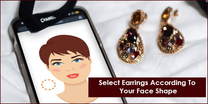 Select-Earrings-According-To-Your-Face-Shape