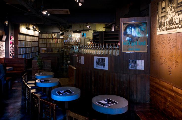 札幌「ボッサ」ジャズ喫茶案内