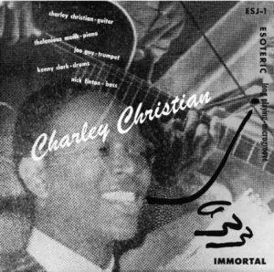 チャーリー・クリスチャン/ミントンハウスのチャーリー・クリスチャン/エソテリック/1941年録音