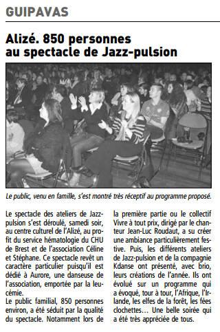 Le Telegramme 02-04-2013