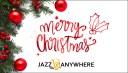 Jazz Anywhere Christmas Gift Card 001
