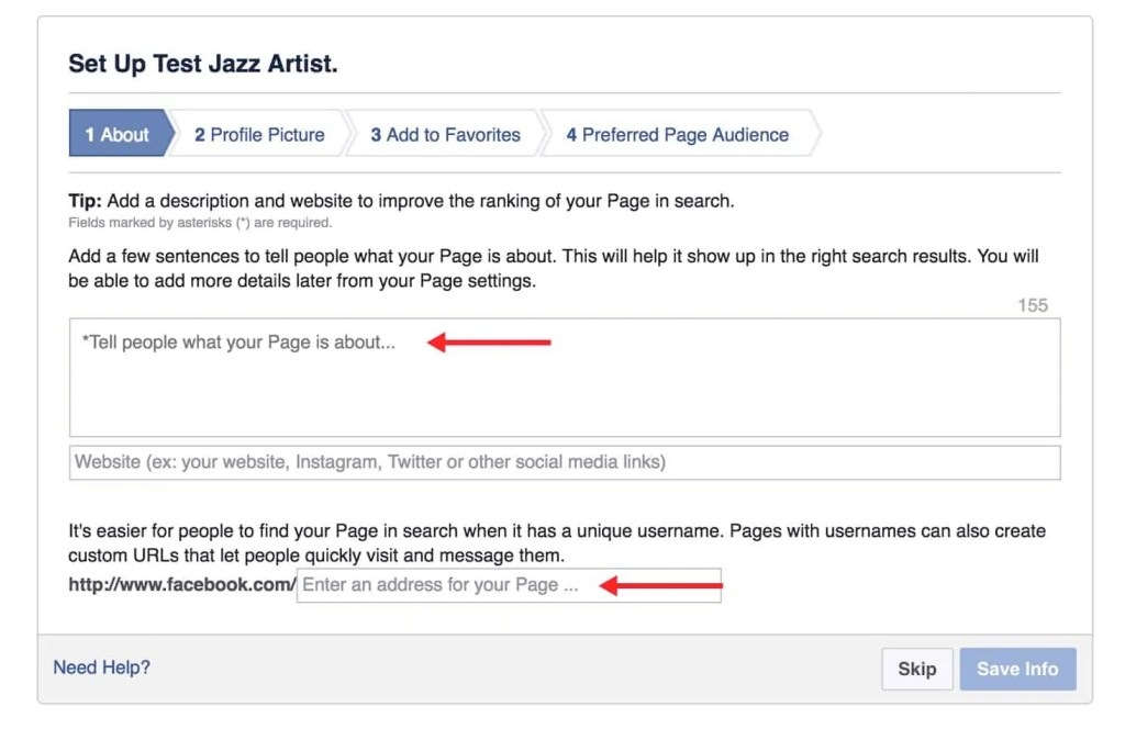 Your Facebook Artist Page: Getting Started