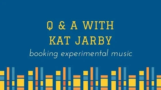 Experimental Jazz with Kat Jarby