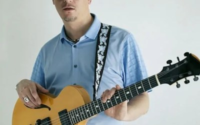 """Interview with Kurt Rosenwinkel """"one of the most influential musicians of his generation!"""""""
