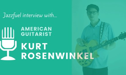 "Interview with Kurt Rosenwinkel <br>""one of the most influential musicians of his generation!"""