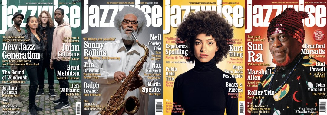 Jazzwise Magazine: Q&A with editor Mike Flynn
