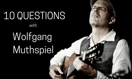 Focusyear, ECM & Jazz Greats 10 Questions with Wolfgang Muthspiel