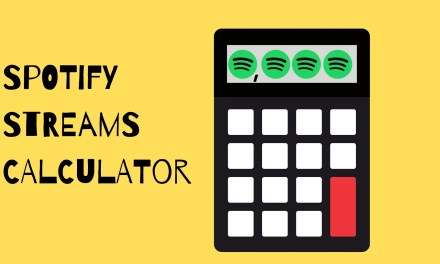 Spotify Calculator