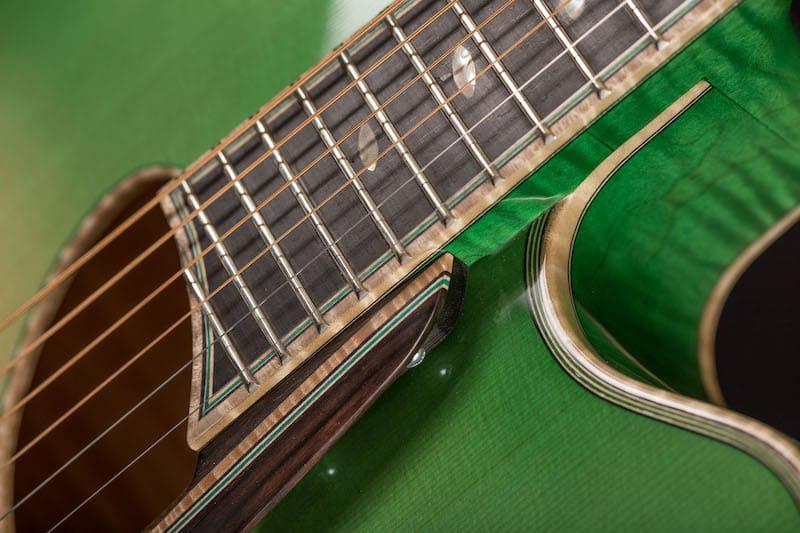 Mirabella Sativa Guitar #3