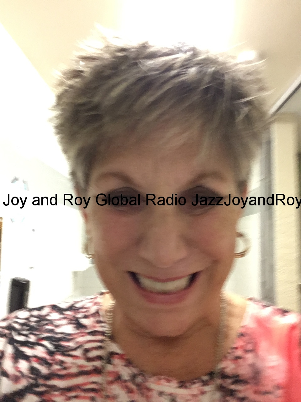 Roy O'Dell Gray Sr's 'Sugar Honey Baby' and wife Kathryn 'Kathy' Diane Gray looking pretty and beautiful as usual at one of her hubby's DJ appearances in The United States of America. Kathryn selects Roy's music.------ Listeners who catch Roy's famous comments towards the end of most 'News and Politics from Jazz Joy and Roy' episodes know what really put the 'Joy' in Jazz Joy and Roy.