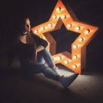 Звезда с лампами Jazzlight
