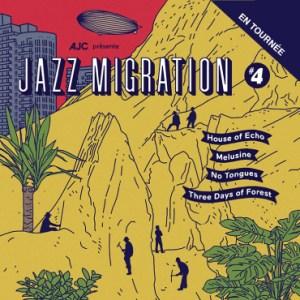 Les lauréats de Jazz Migration #4 en tournée