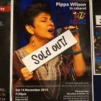 Pippa Wilson with Jazz Notes – Sold Out!